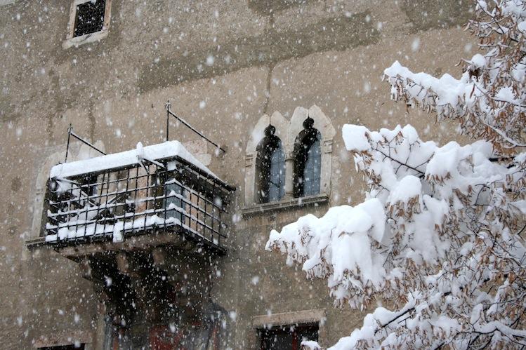 Palazzo Assessorile Inverno